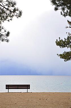 Tahoe Bench